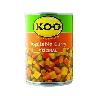 Koo Vegetable Curry 420 GR