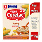 Nestle Cerelac Infant Cereal Honey 250g