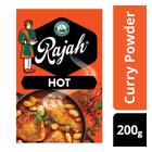 Rajah Hot Curry Powder 200g