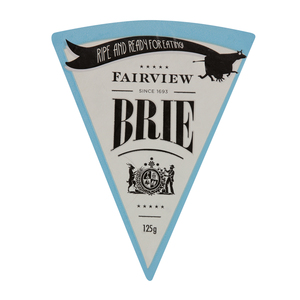 Fairview Ripe & Ready Brie Cheese 125g