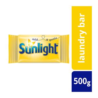 Sunlight Regular Laundry Bar 500g