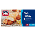 Sea Harvest Fish Friday Hake fillets In Batter 600g