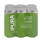 Pura Soda Cucumber & Lime 330ml x 6