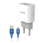LOOPD Wall Charger Type C Cable
