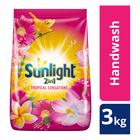 Sunlight Hand Wash Powder Tropical 3kg