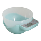 Inspire Digital Scale With Plastic Bowl