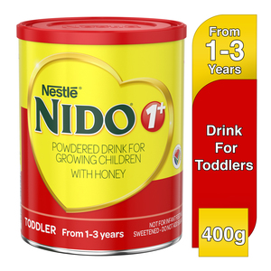 Nestle Nido 1+ Growing Up Milk 400g