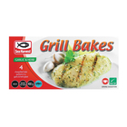Sea Harvest Grill Bkes Garlic and Herb 4 00g