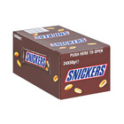 Snickers Chocolate Bar Single 50g x 24