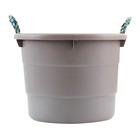 Addis 45l Tub with Rope Handles 1ea