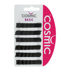 Cosmic Basic Black Bobbypin