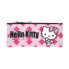 Hello Kitty Flat Pencil Bag