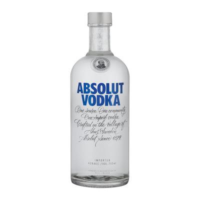 Absolut Vodka Blue 750ml