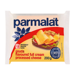 Parmalat Sliced Processed Gouda Cheese 200g