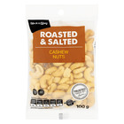 PnP Roasted & Salted Cashew 100g