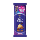 Cadbury Dairy Milk Whole Nut Slab 80g x 24