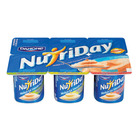 Danone Nutriday Mixed Fruit Pineapple Mango Yoghurt 6s