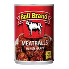 Bull Brand Meatballs In Rich Gravy 400g