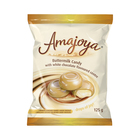 Amajoya Buttermilk White Chocolate 125g x 24