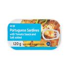 PnP Portuguese Sardines In Tomato  Salad 120g