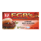 I$J Frozen Flaming Good Burgers 500g