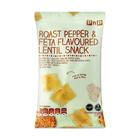 PnP Lentil Snack Roast Pepper & Feta 100g
