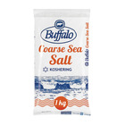 Buffalo Iodated Coarse Salt Kosher 1kg