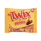 Twix Chocolate Bars Minis 250g