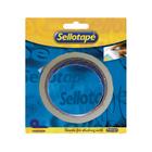 Sellotape Clear Tape Refill 18 1ea