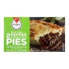 Fry's Pepper Steak-Style Vegetarian Pies 2s
