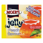 Moir's Peach Jelly 80g