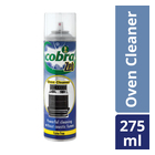 Cobra Zeb Fume Free Oven Cleaner 275ml