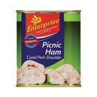 Enterprise Cured Pork Shoulder Picnic Ham 300g