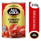 All Gold Tomato Puree 410g