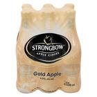 Strongbow Gold Apple Bottle 330ml x 6