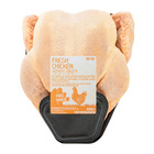 PnP Free Range Whole Bird in Tray - Avg Weight 1.3kg