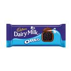 Cadbury Dairy Milk Oreo Slab 120g