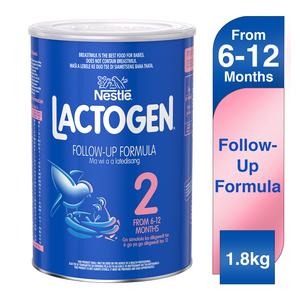 Nestle Lactogen 2 1.8kg