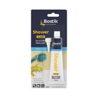 Bostik Shower Clear Silicone Sealant 90ml