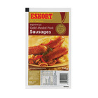 Eskort Gold Medal Pork Sausages 750g