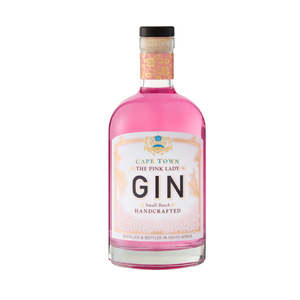 Cape Town The Pink Lady Gin 750ml
