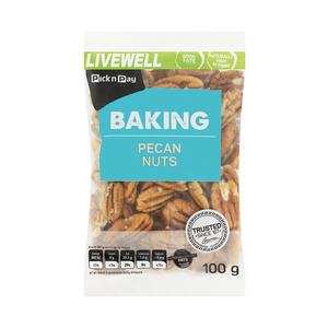 PnP Raw Pecan Nuts 100g