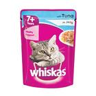 Whiskas Sen Pouch Tuna In Jelly 85g