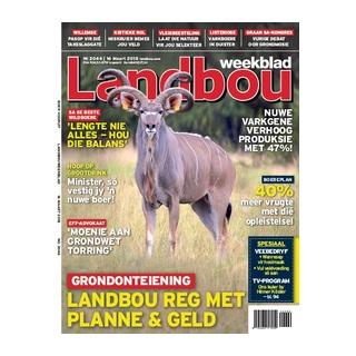 Landbou Weekblad Magazine