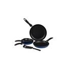 Real Home Fry Pan Set 5 Piece