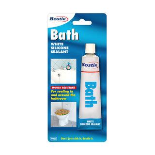 Bostik Bath Silicone Sealant 90 ML