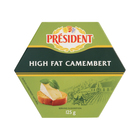 President Traditional Camembert Cheese 125g
