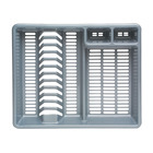 Addis Silver Drain Rack Extra Large