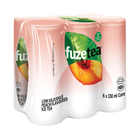 Fuze Tea Ready to Drink Peac h 330 ML x 6