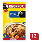 Knorrox Oxtail Stock Cubes 12s
